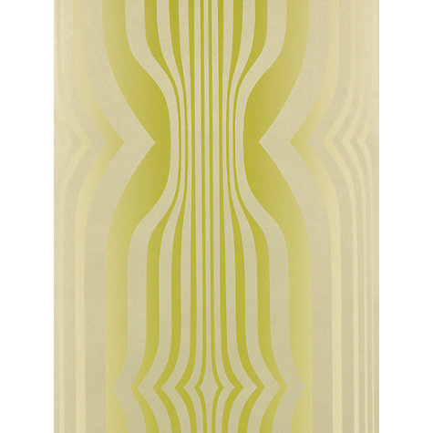 Sanderson Concord Wallpaper Lime