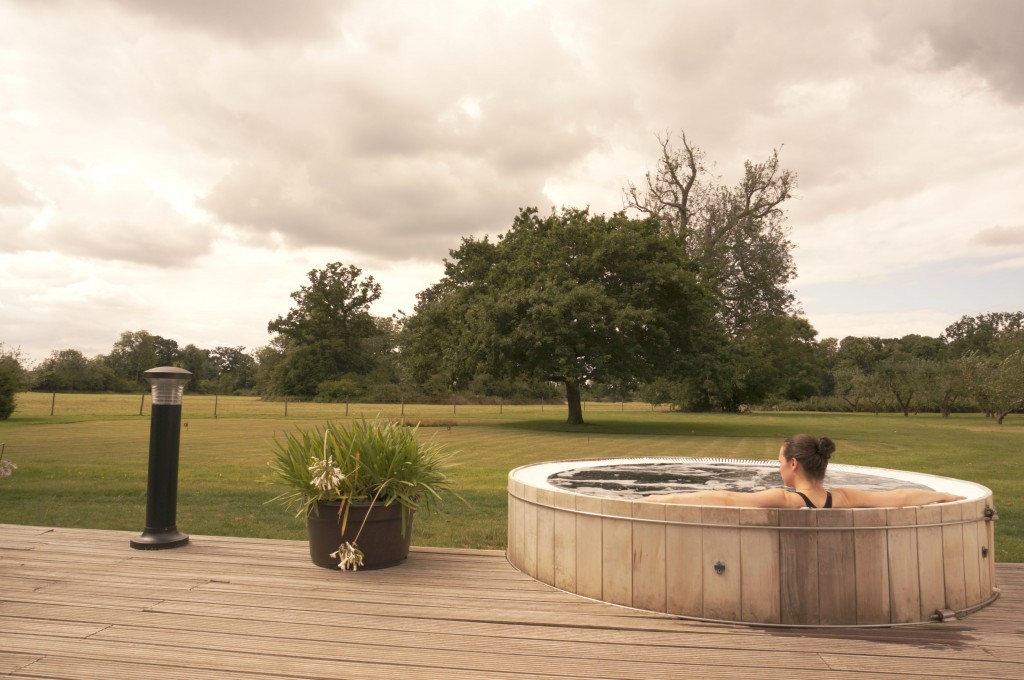 Congham Hall Hot Tub2