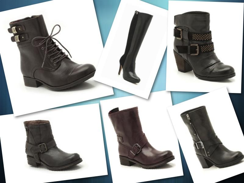 Clarks Winter Boots Wishlist!