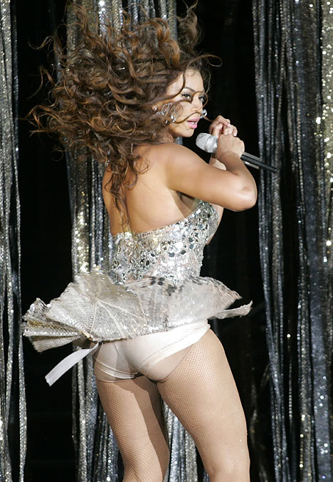 beyonce big knickers