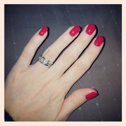 max factor red passion