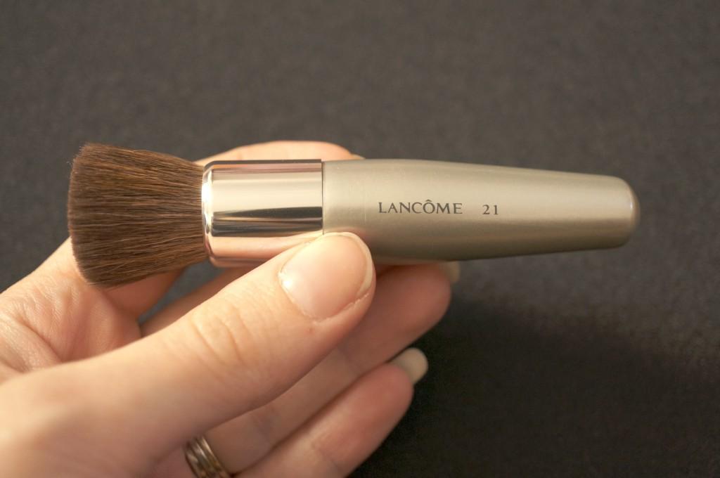 lancome makeup brush