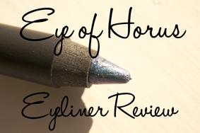 Eye of Horus Lazuli Blue Eye Pencil Review