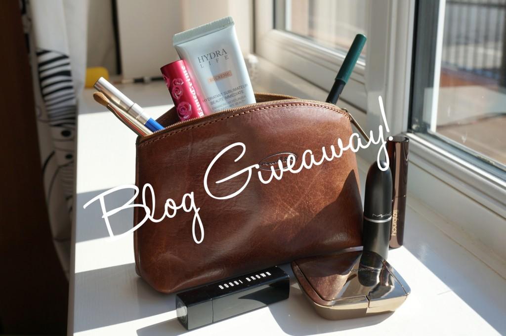 Maxwell Scott Luxury Makeup Bag Giveaway!