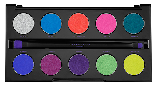 NEW Urban Decay Electric Palette!