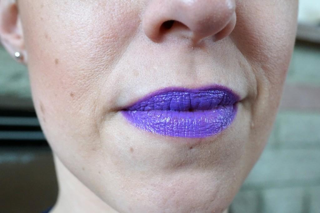depraved lipstick review