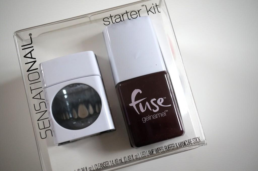 Fuse Gelnamel Starter Kit   Review