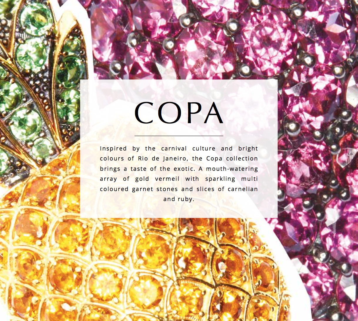 gemporia copa collection