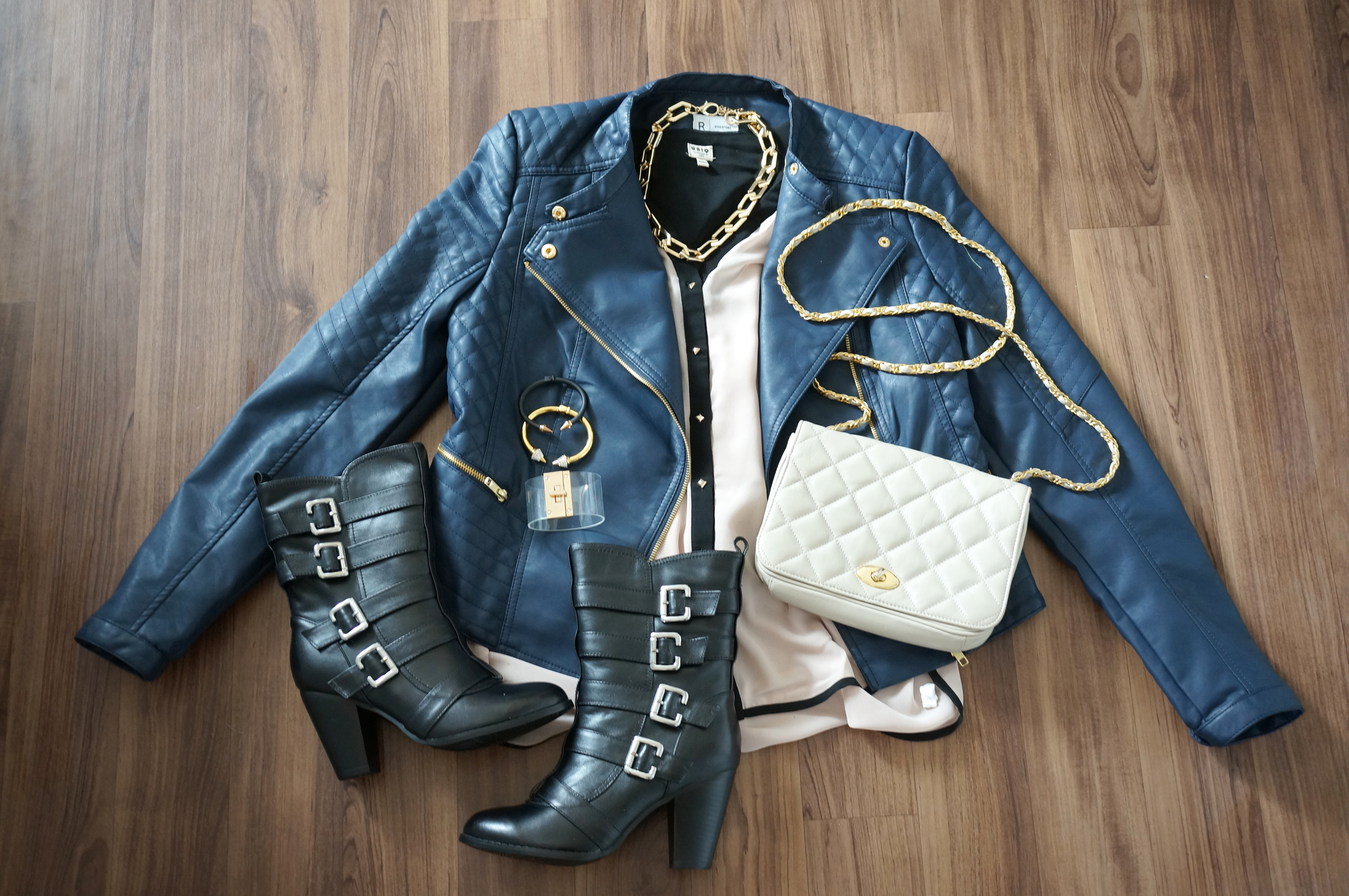 la redoute jacket outfit