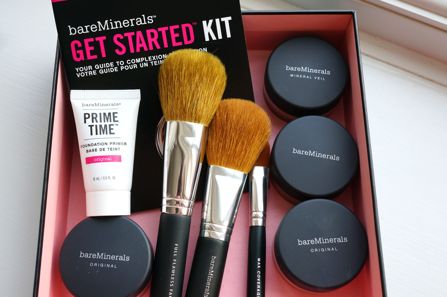 Bare Minerals Get Started Kit in Medium | Review - Thou Shalt Not Covet...