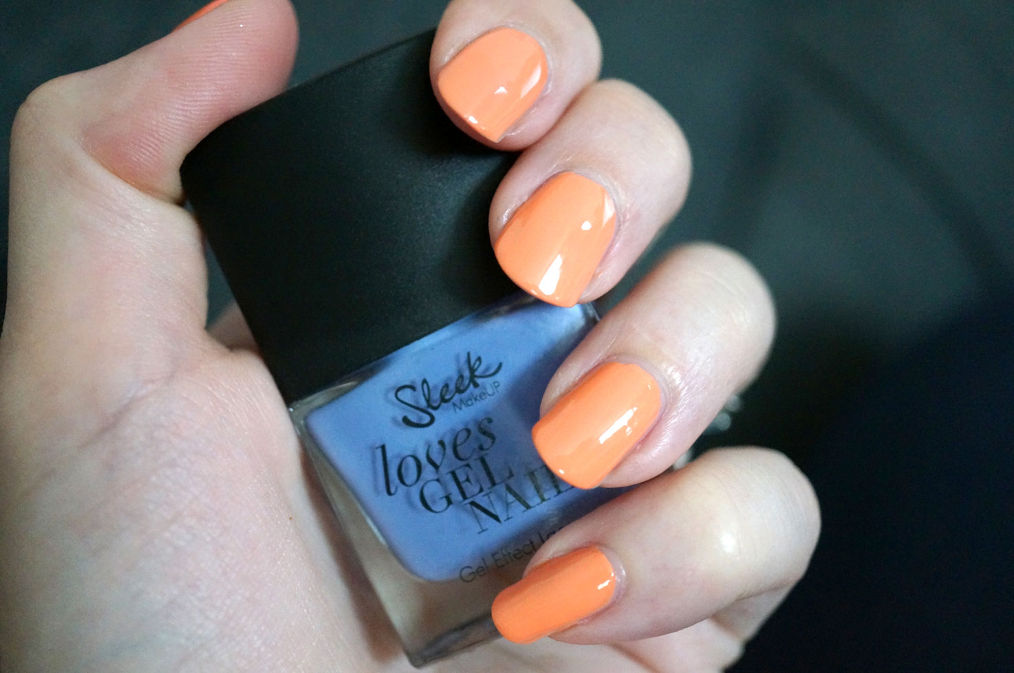 sleek gel nails review