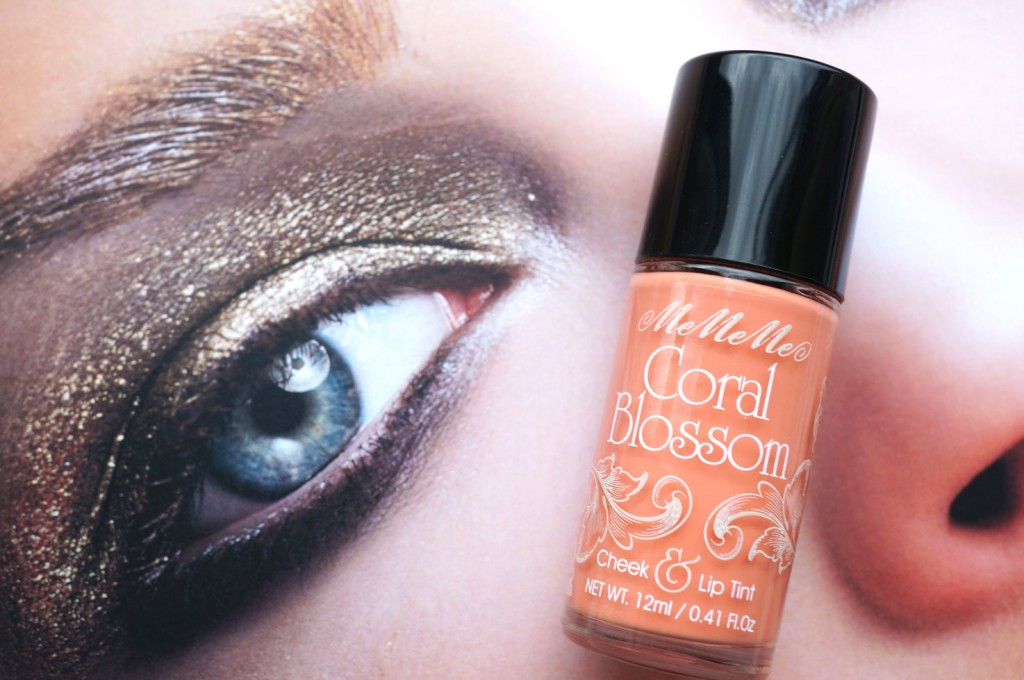 MeMeMe Cosmetics Coral Blossom Cheek & Lip Tint | Review