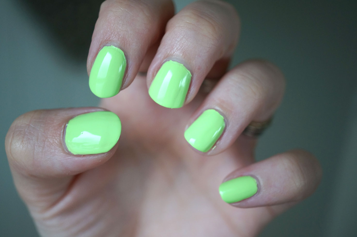 Lime Crime Pastelchio Nail Polish & Pia Jewellery | NOTD & Review ...