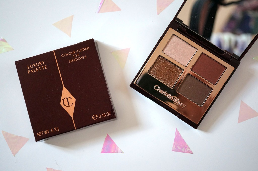 Charlotte Tilbury The Dolce Vita Luxury Palette | Review