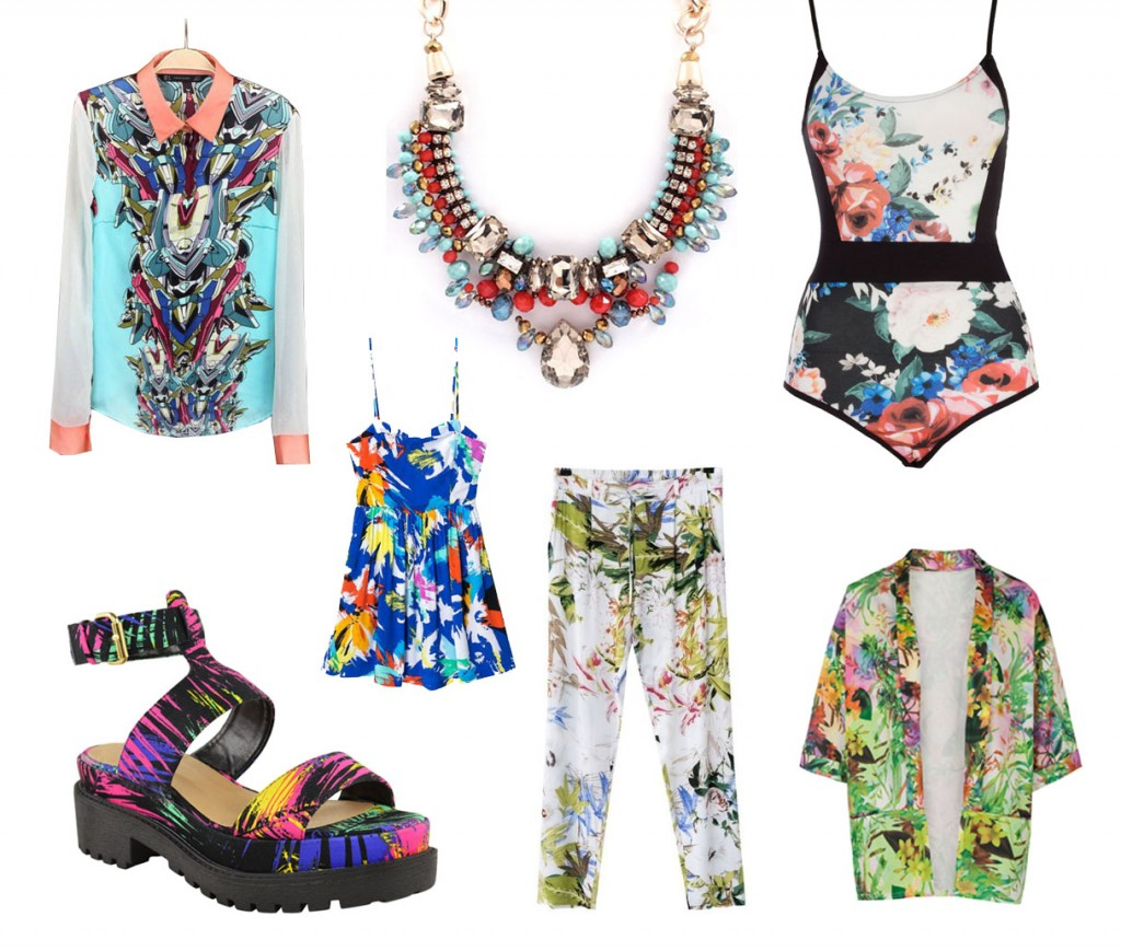 Ebay Basket Wish List | Clashing Summer Brights!