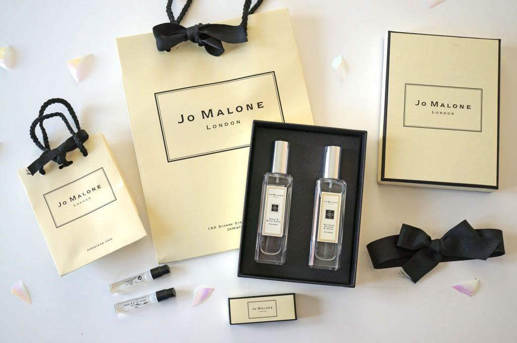 Jo Malone Mini Perfume Haul!