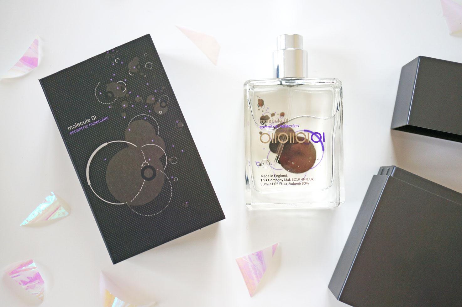 Escentric Molecules Molecule 01 perfume: description, reviews, photos 57