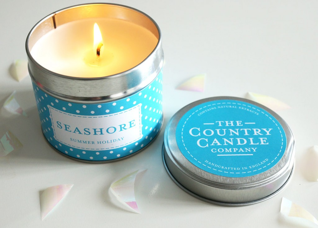 The Country Candle Company Seashore Candle | Review