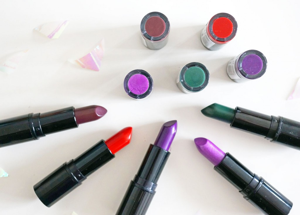 NEW Makeup Revolution Atomic Lipsticks!   Review