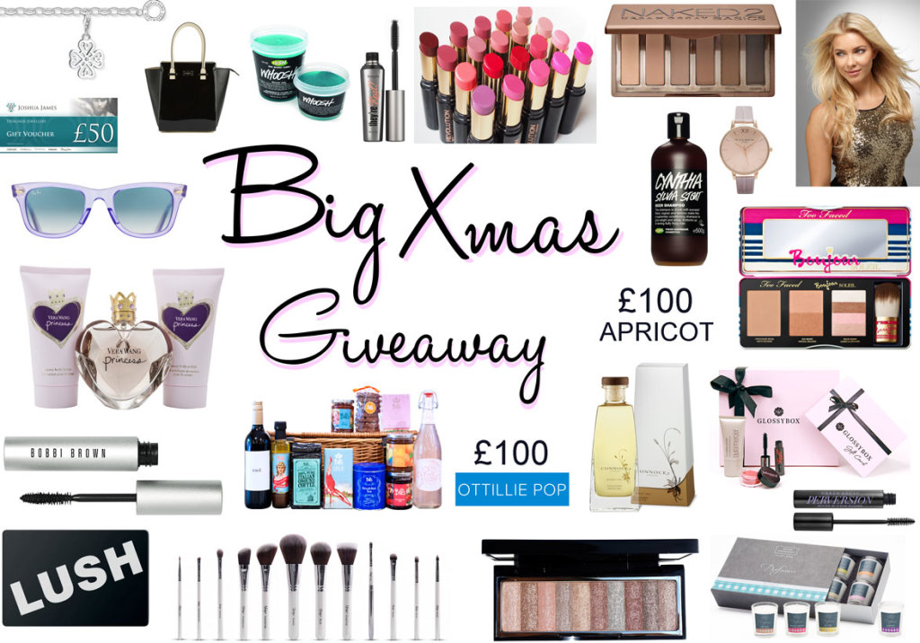 Are you the £1400 Giveaway Winner?