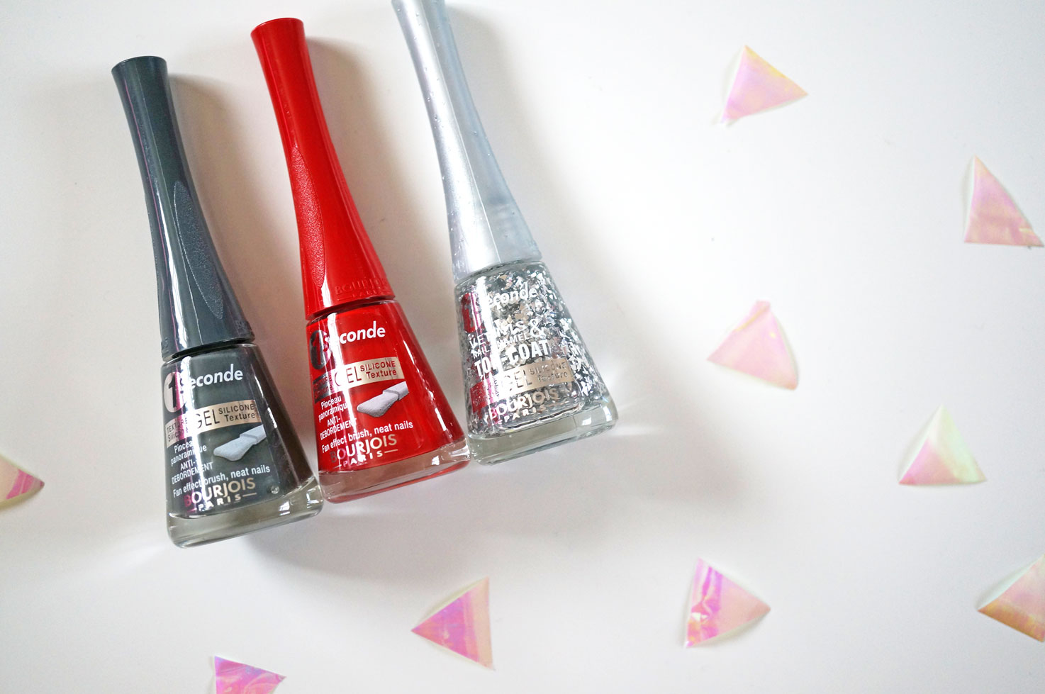 NEW Bourjois Winter Nail Polish Shades! - Thou Shalt Not Covet...