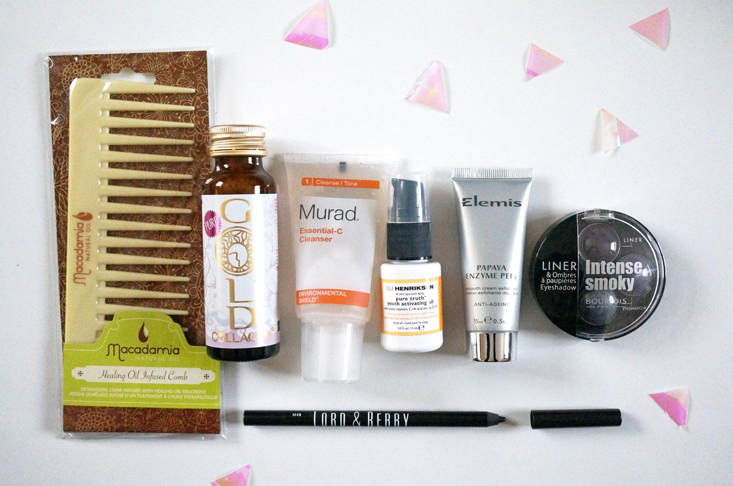 Lookfantastic Beauty Box December Review Thou Shalt