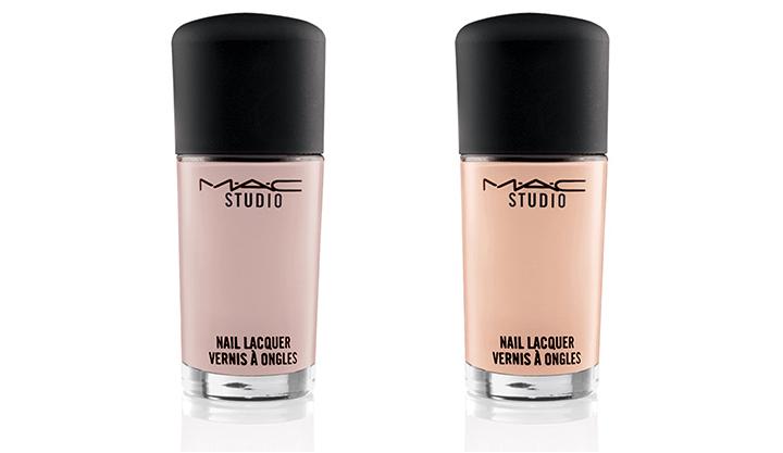 mac lightness of being nail polish