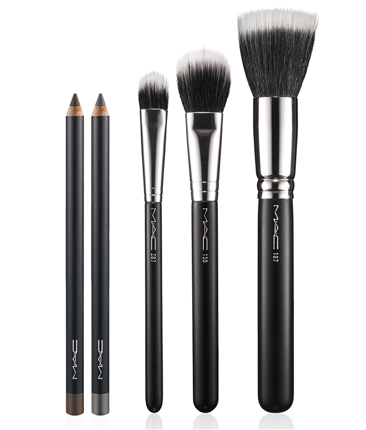 mac lightness of being pencils brushes