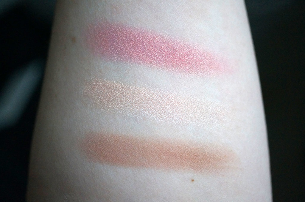 makeup-revolution-euphoria-blush-swatches