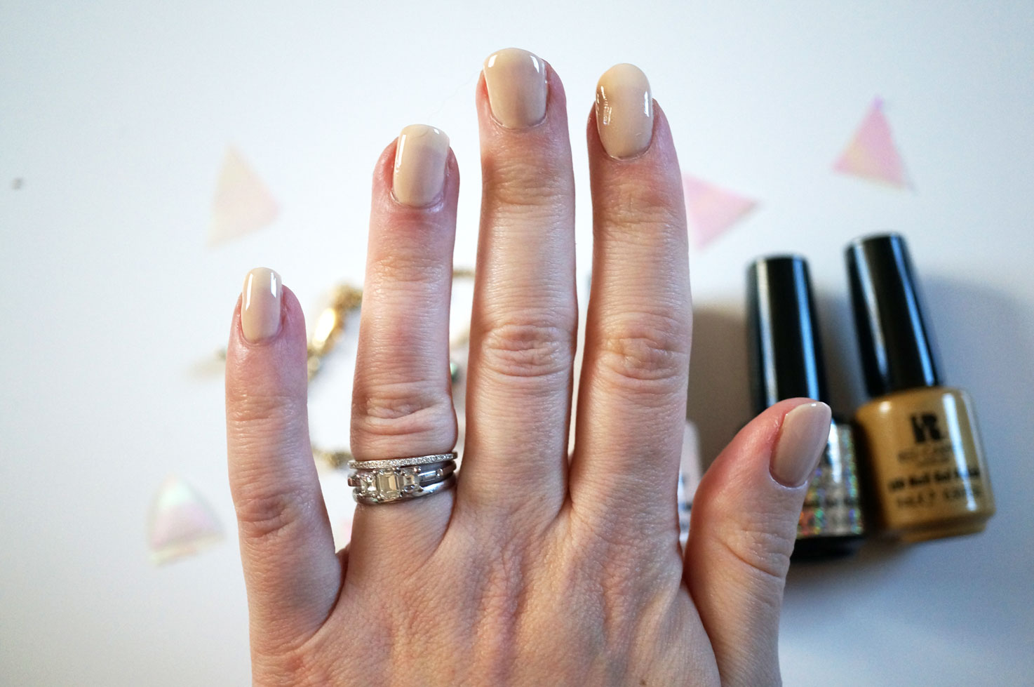 New Nails & Arm Candy! - Thou Shalt Not Covet...