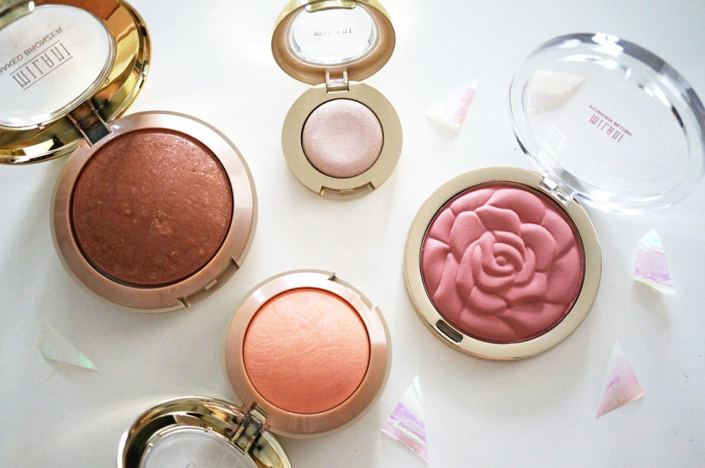 My First Experience of Milani Cosmetics