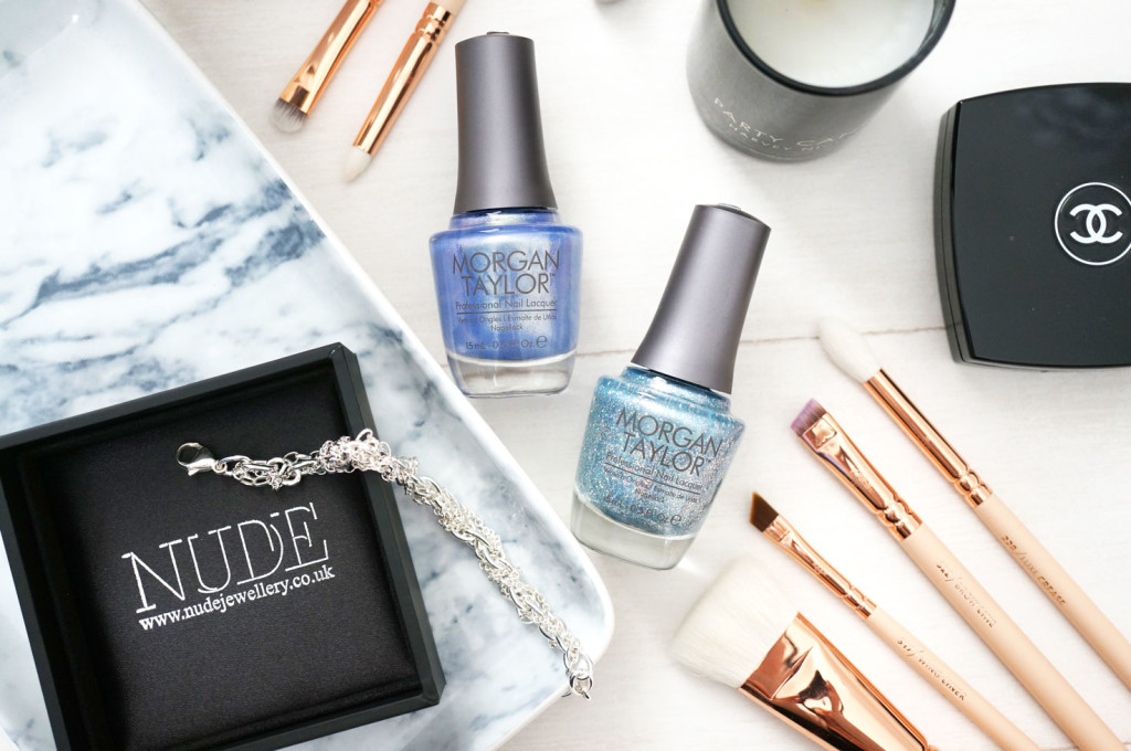 Cinderella Nails and Nude Jewellery