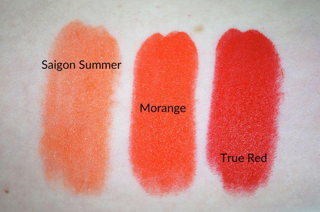 mac-orange-lipstick-swatches
