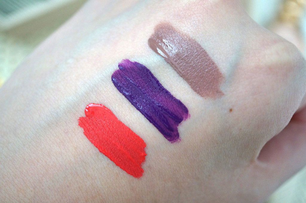 la-splash-lip-couture-liquid-lipstick-swatches