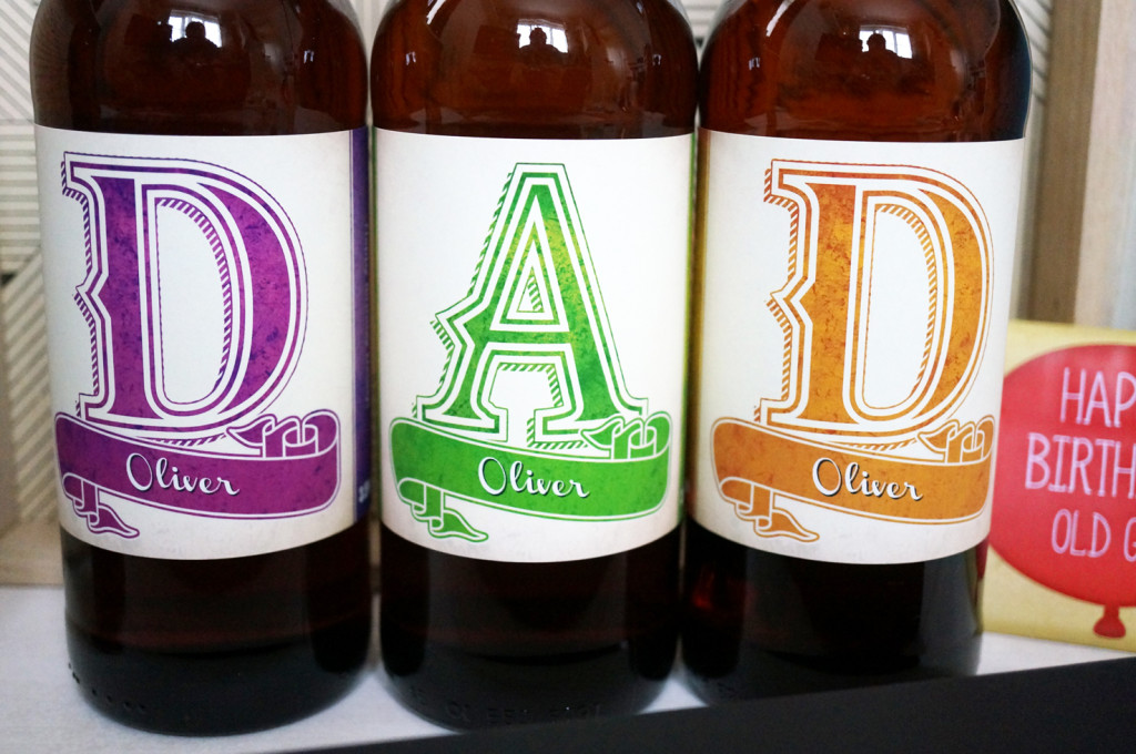 Personalised-D-A-D-Set-Three-Pack-Craft-Beer