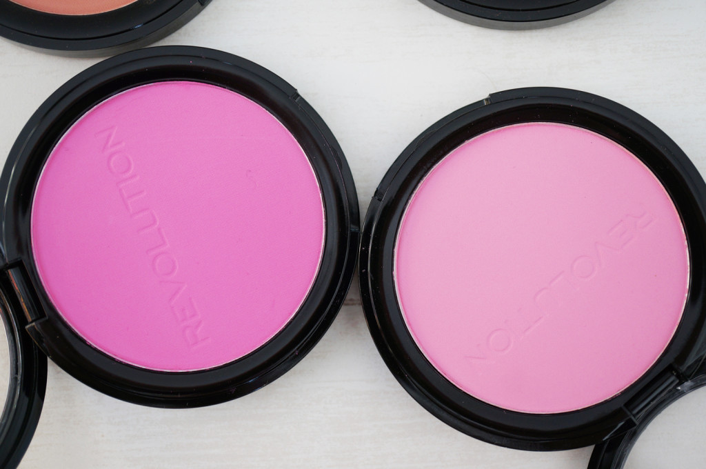 makeup-revolution-matte-blush-pinks