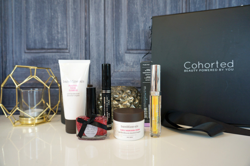 cohorted-october-beauty-box