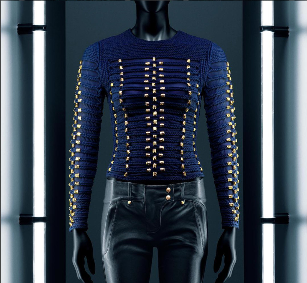 hm-balmain-blue-gold-top