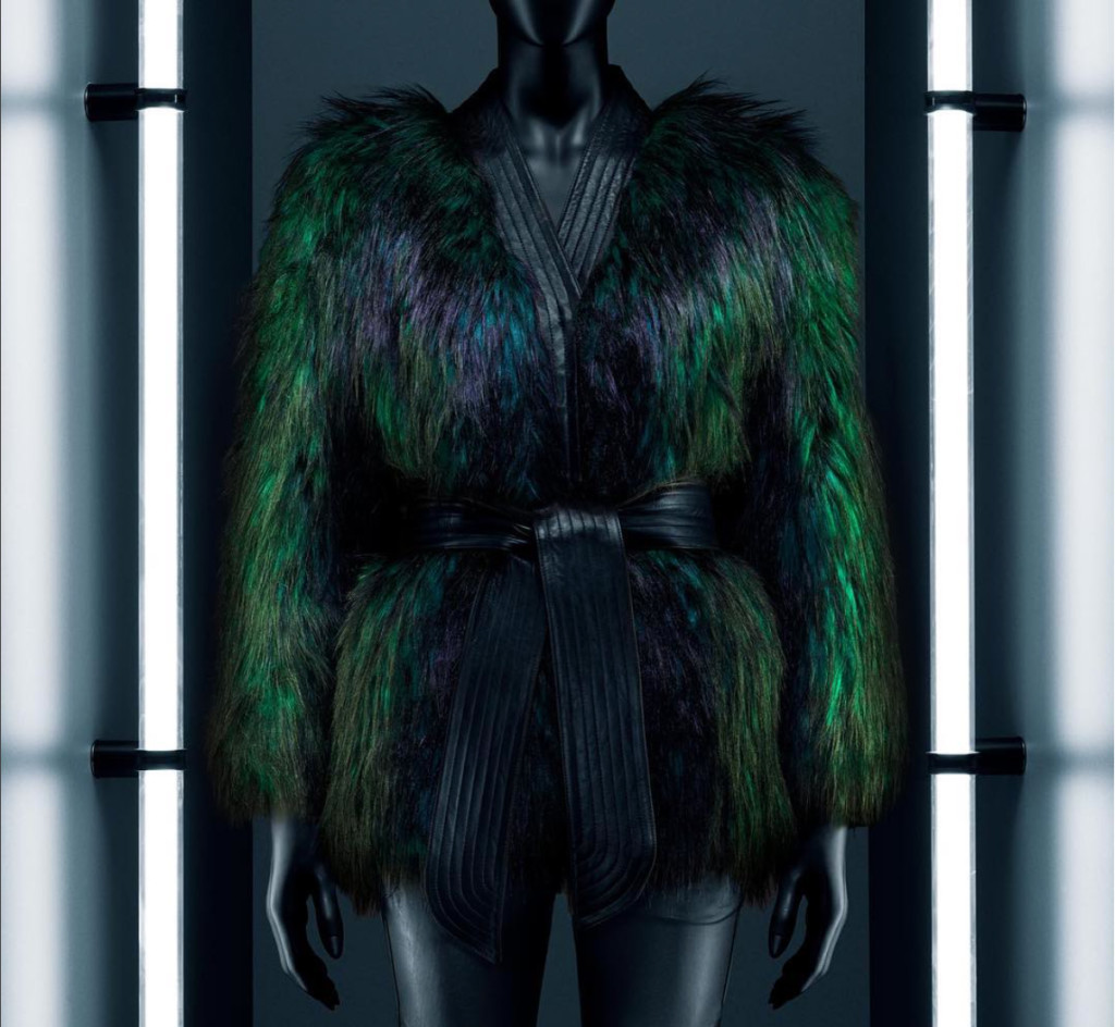 hm-balmain-green-fur-jacket