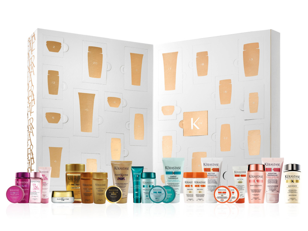 kerastase advent calendar