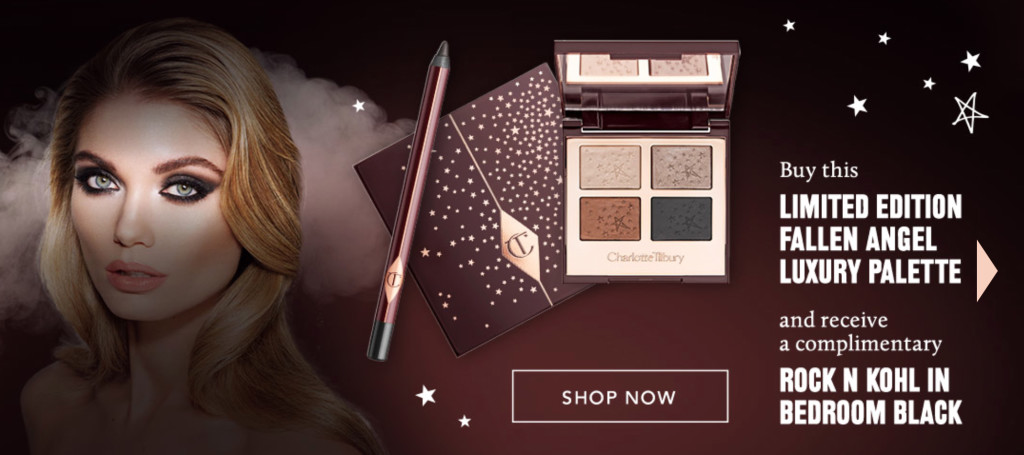 charlotte tilbury offer