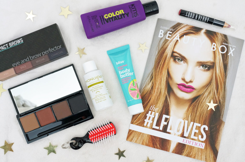 Lookfantastic-February-#LFLoves-Beauty-Box