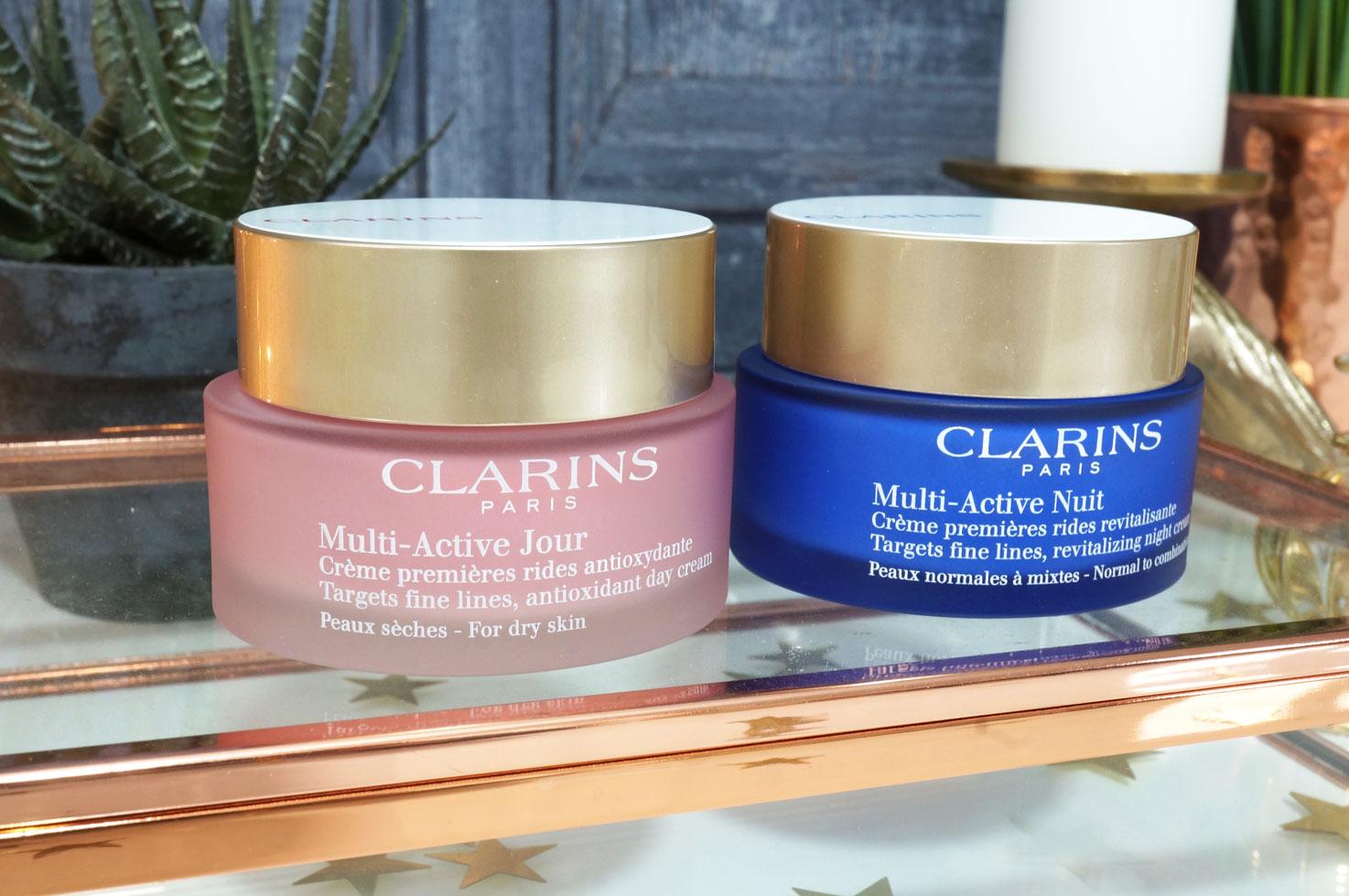 Produit CLARINS - FRC