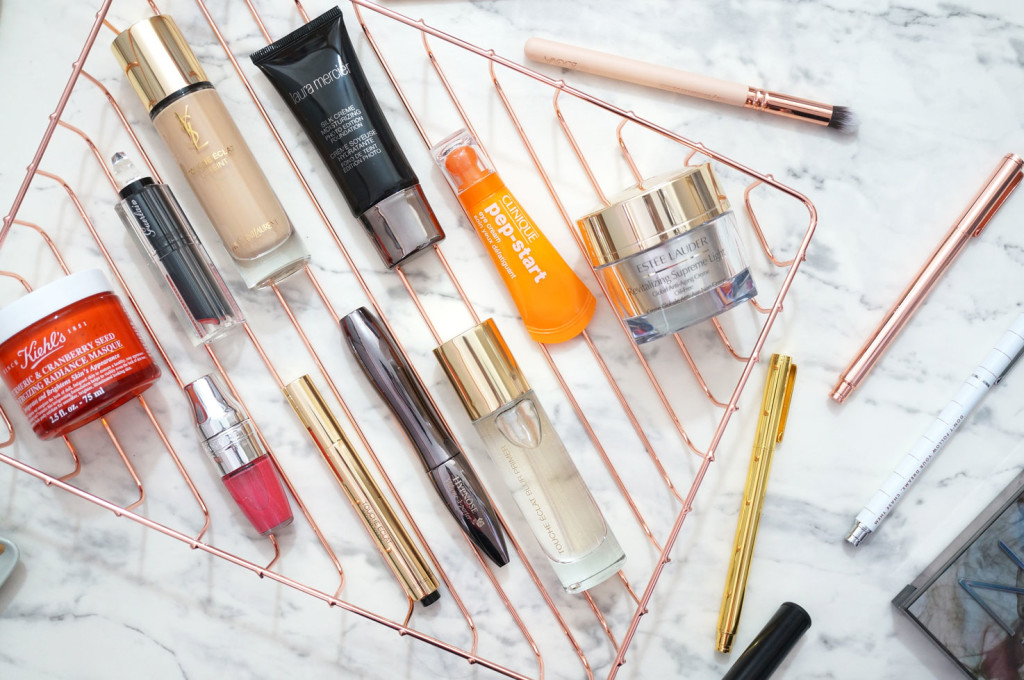 house-of-fraser-beauty-event-flatlay