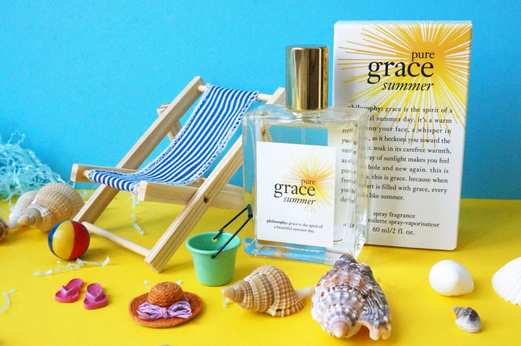 philosophy-pure-grace-summer-review