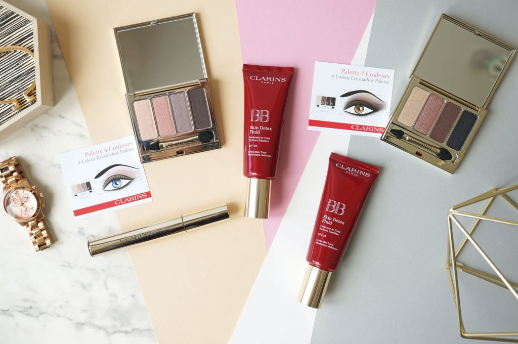Clarins Autumn 2016 Makeup Collection