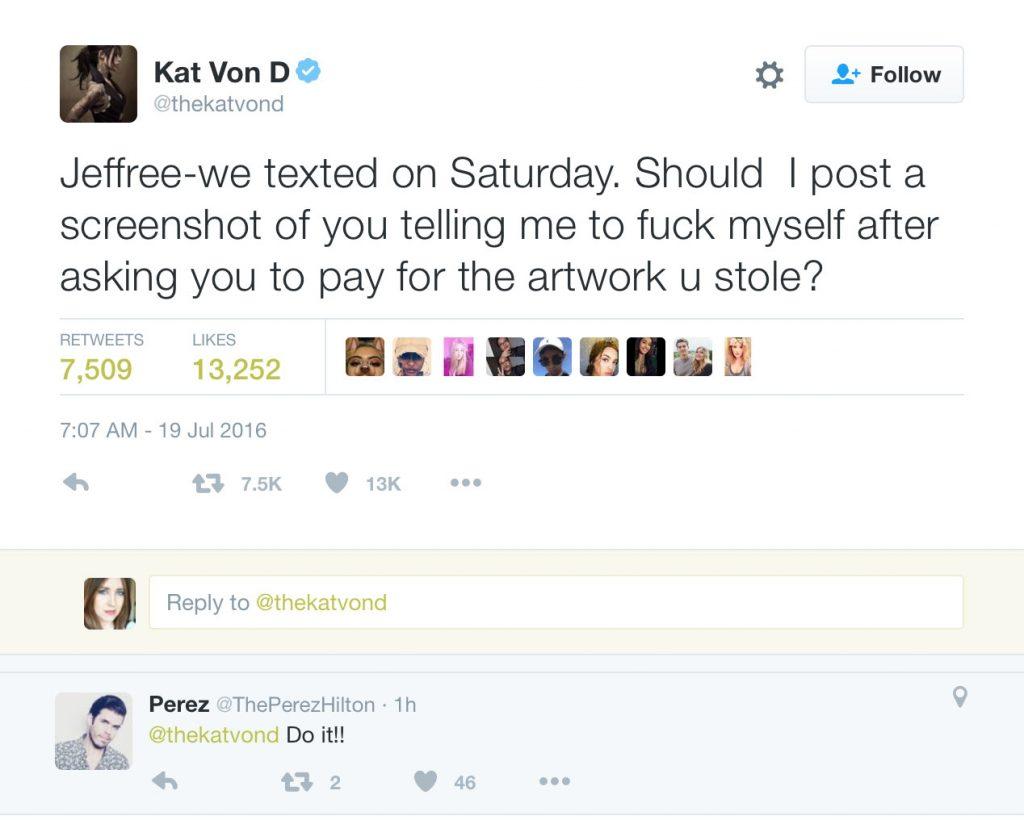 kat-von-d-jeffree-twitter