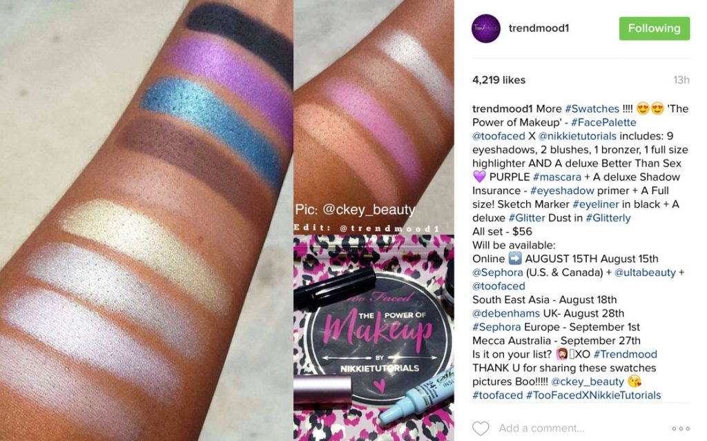 nikkie-tutorials-power-of-makeup-palette-swatches