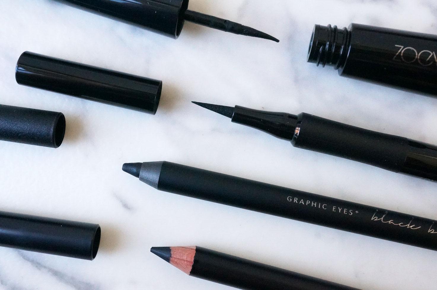 La Girl Line Art Matte Eyeliner : The zoeva black box: eyeliner set thou shalt not covet