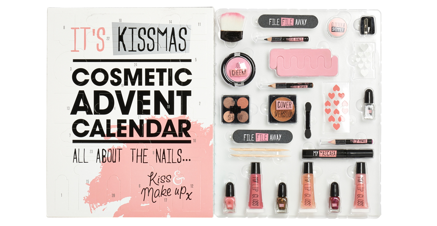 Every single beauty advent calendar for christmas 2016 thou shalt every single beauty advent calendar for christmas 2016 solutioingenieria Image collections